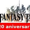 20 años de Final Fantasy Tactics