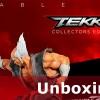 Unboxing de la edición especial de Tekken 7
