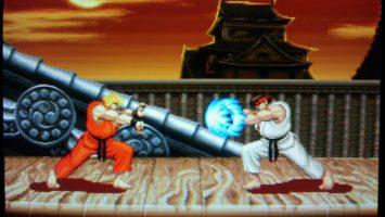 crt street fighter 2