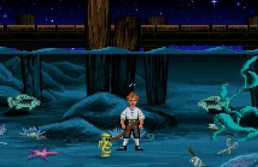 Una breve historia del agua en los videojuegos