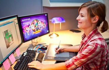 Mujeres desarrolladoras en los videojuegos