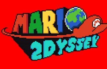 Mario 2Dyssey, la versión en dos dimensiones de Mario Odyssey