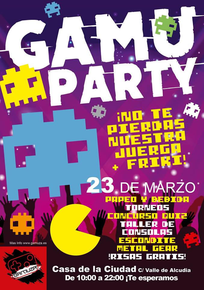 gamuparty