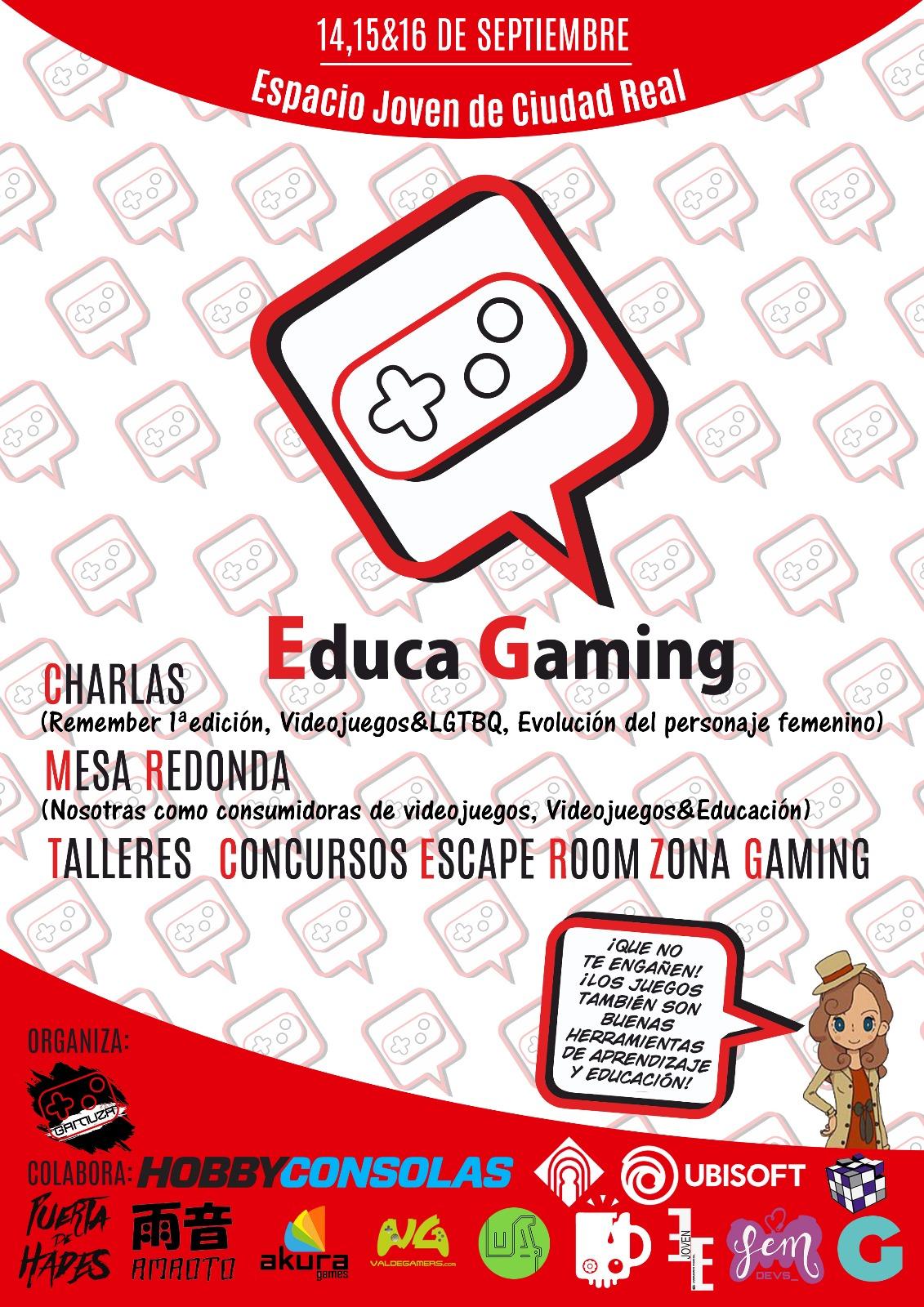 Educa Gaming 2018