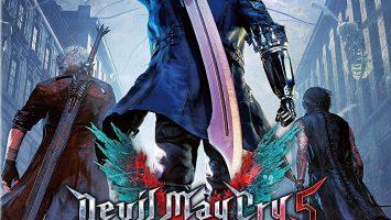 lanzamiento devil may cry 5