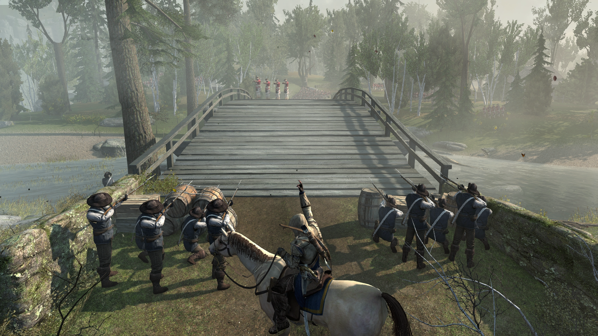 Assassins Creed III Lexington