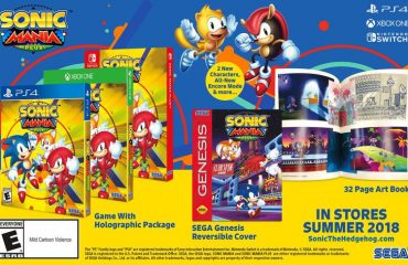 Mogollón de novedades en Sonic the Hedgehog
