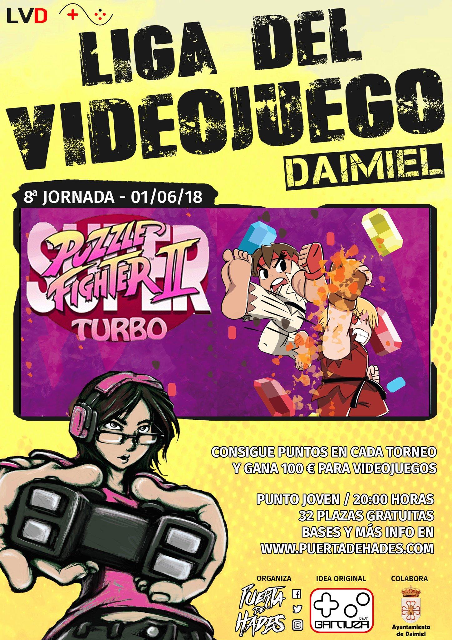 Liga de videojuegos daimiel jornada 8