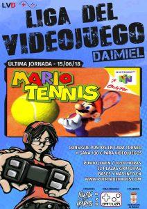 Liga de Videojuegos Daimiel, jornada 9