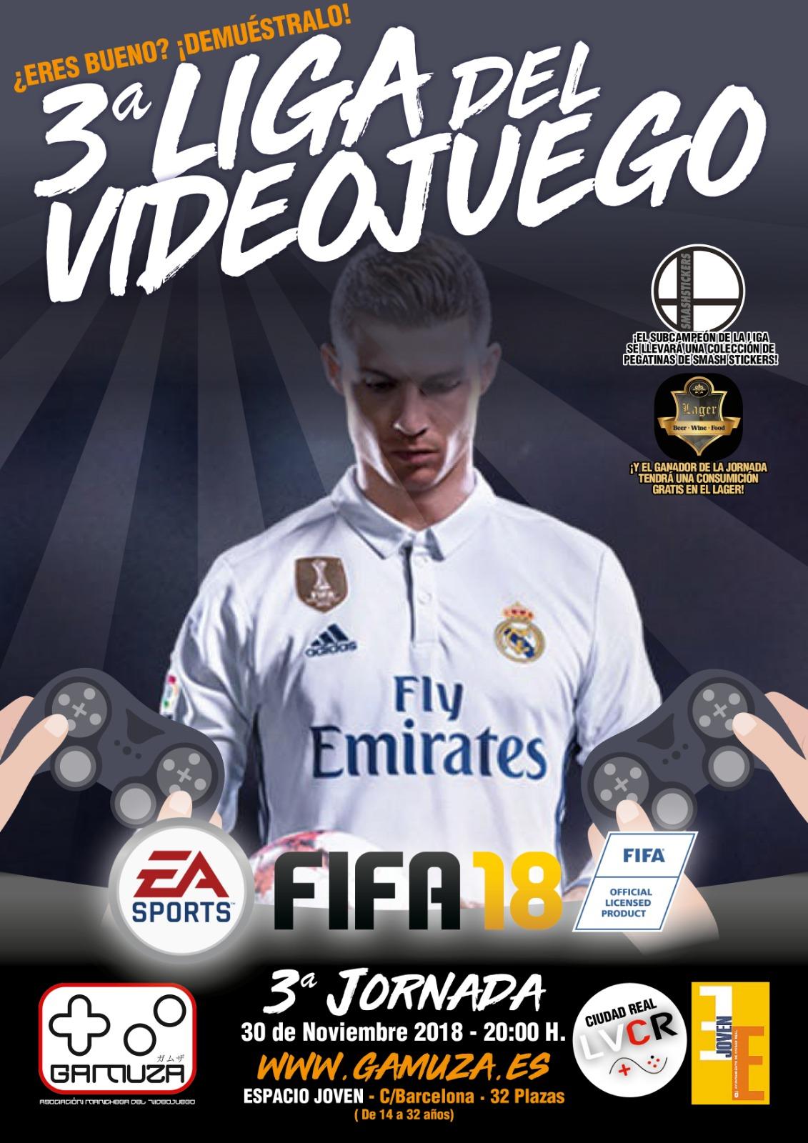 3a-liga-de-videojuegos-ciudad-real-jornada-3