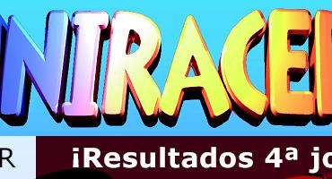 Resultados de la 4ª jornada de la 3ª LVCR