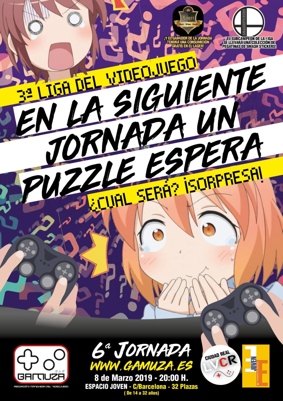 3a-liga-de-videojuegos-ciudad-real-jornada-6