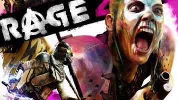 Lanzamiento: rage 2
