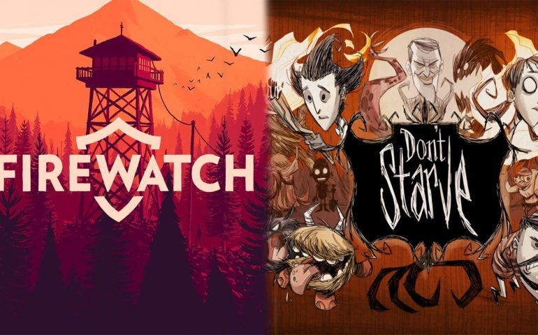firewatch y dont starve