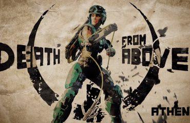 Llega Athena: la nueva campeona de Quake Champions