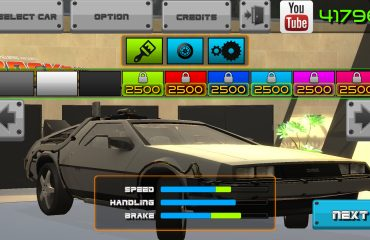 Iconic Cars Highway Challenge actualizado