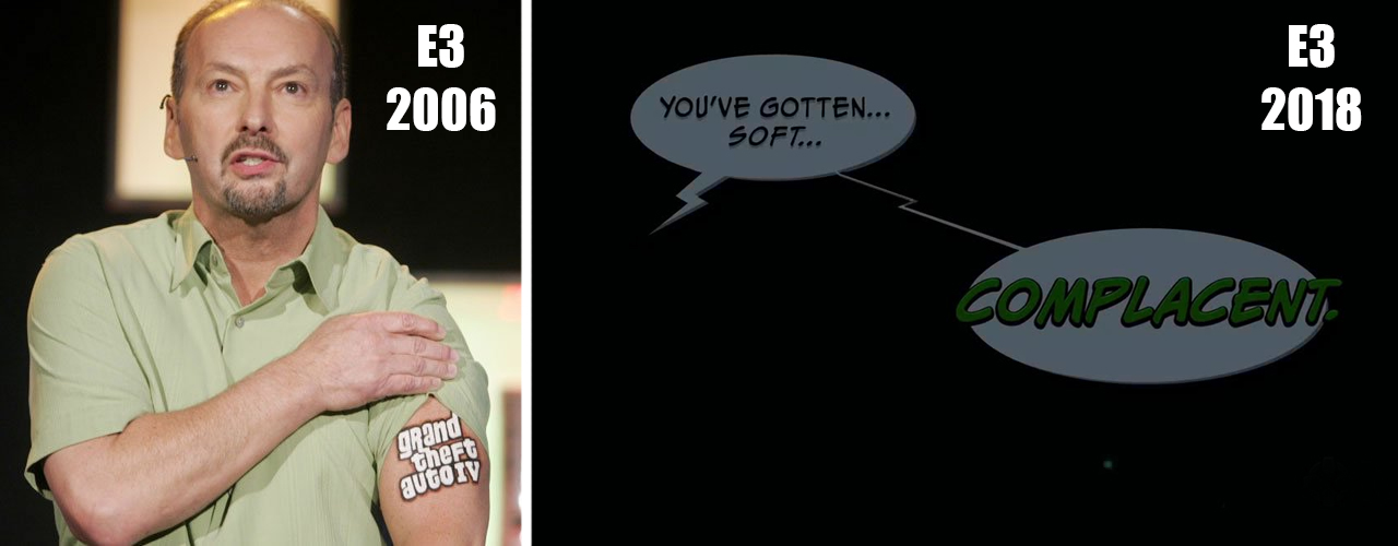 E3 comparacion