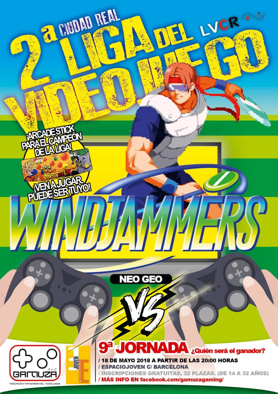 2ª Liga de Videojuegos Ciudad Real. Jornada 9 - Gamuza: Gaming Yakuza