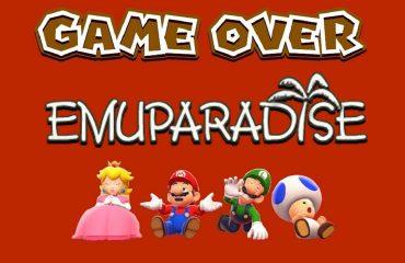 EmuParadise retira todas las descargas a ROMs e ISOs