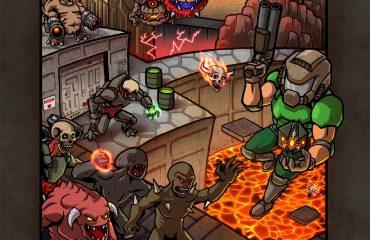 Por la patilla: MiniDoom 2, el plataformas retro basado en la serie Doom