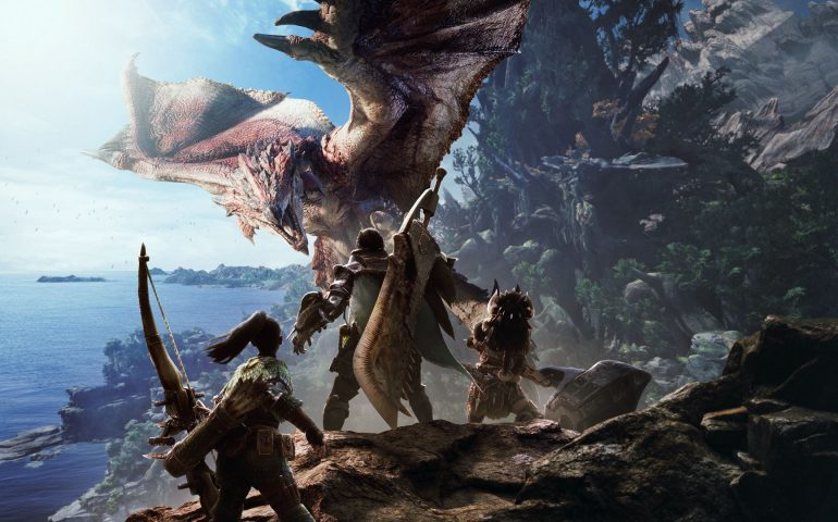 Monster Hunter World Free trial