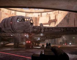 Por la Patilla: Explorando Mos Eisley en Unreal Engine 4 el día del estreno de Los Últimos Jedi