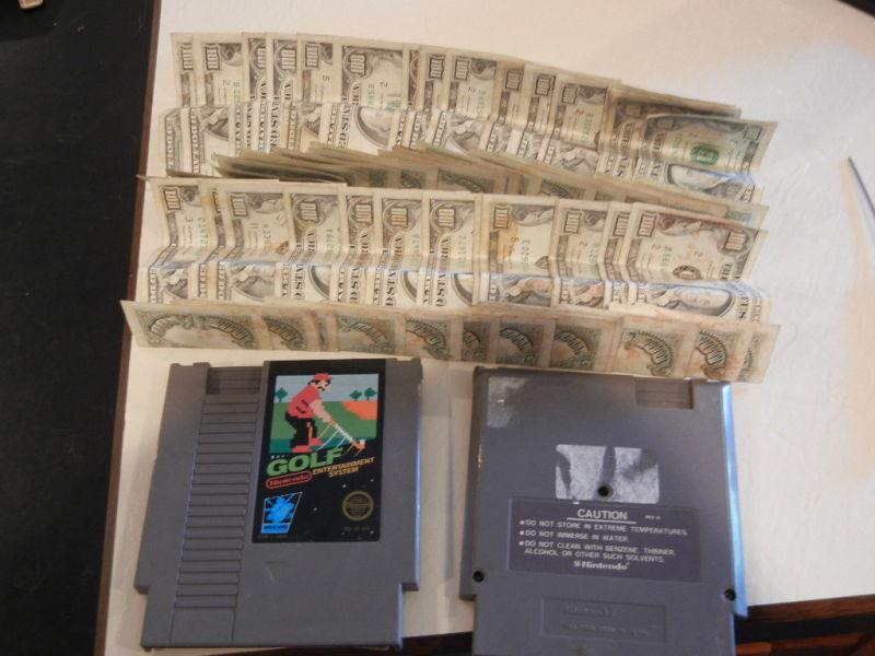 5000 dolares en juego de nes
