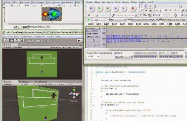 Iniciación al desarrollo de juegos: Presentación