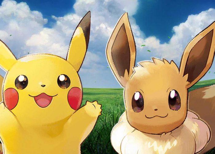 La decepción de Pokemon Let's Go