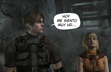 Resident Evil 4 mejorado: Ya disponible la última versión del RE4HD project