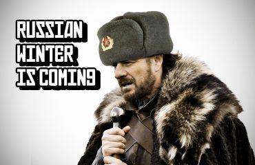 """¡Celebramos el invierno con nuestro maratón de directos """"Invierno Ruso""""!"""