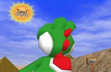 Cuatro juegos en los que el sol casi nos mata, literalmente