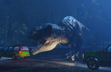 Por la patilla: T-Rex Breakout