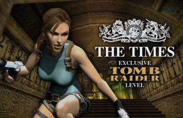 Por la patilla: Explorando la tumba de Tutankamón con Tomb Raider y The Times
