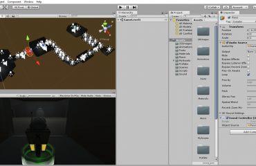 Iniciación al desarrollo de videojuegos: Interfaz de Unity