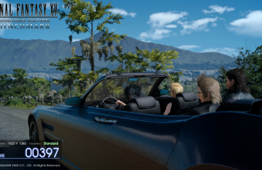 "Un glitch permite convertir el benchmark de Final Fantasy XV en una ""demo jugable"""