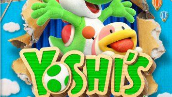 Lanzamiento: Yoshi's Crafted World