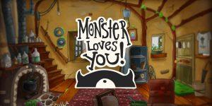 Portada del juego Monster loves you!