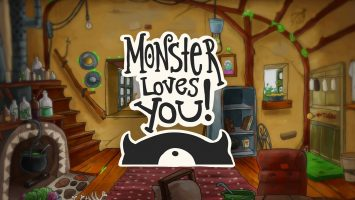 Portada del juego Monster loves you!