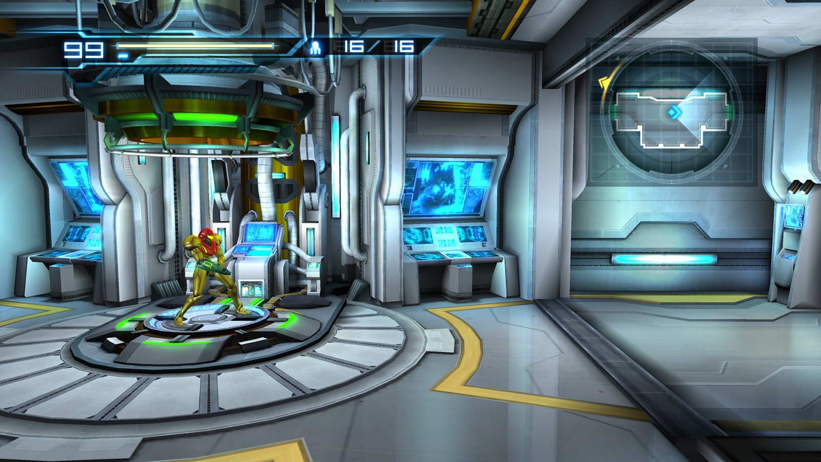 En Defensa De Metroid Other M Gamuza Gaming Yakuza