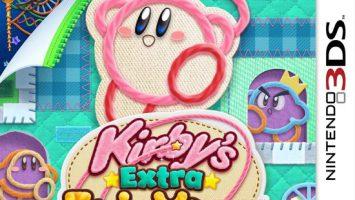 Lanzamiento Más Kirby en el Reino de los Hilos