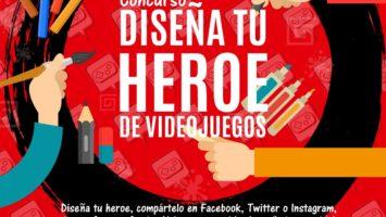 Concurso diseña tu héroe