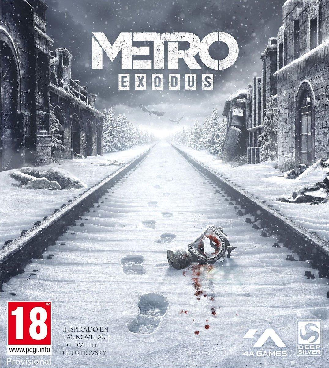 lanzamiento metro exodus