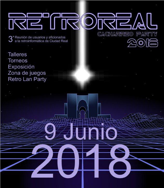 cartel retroreal 2018