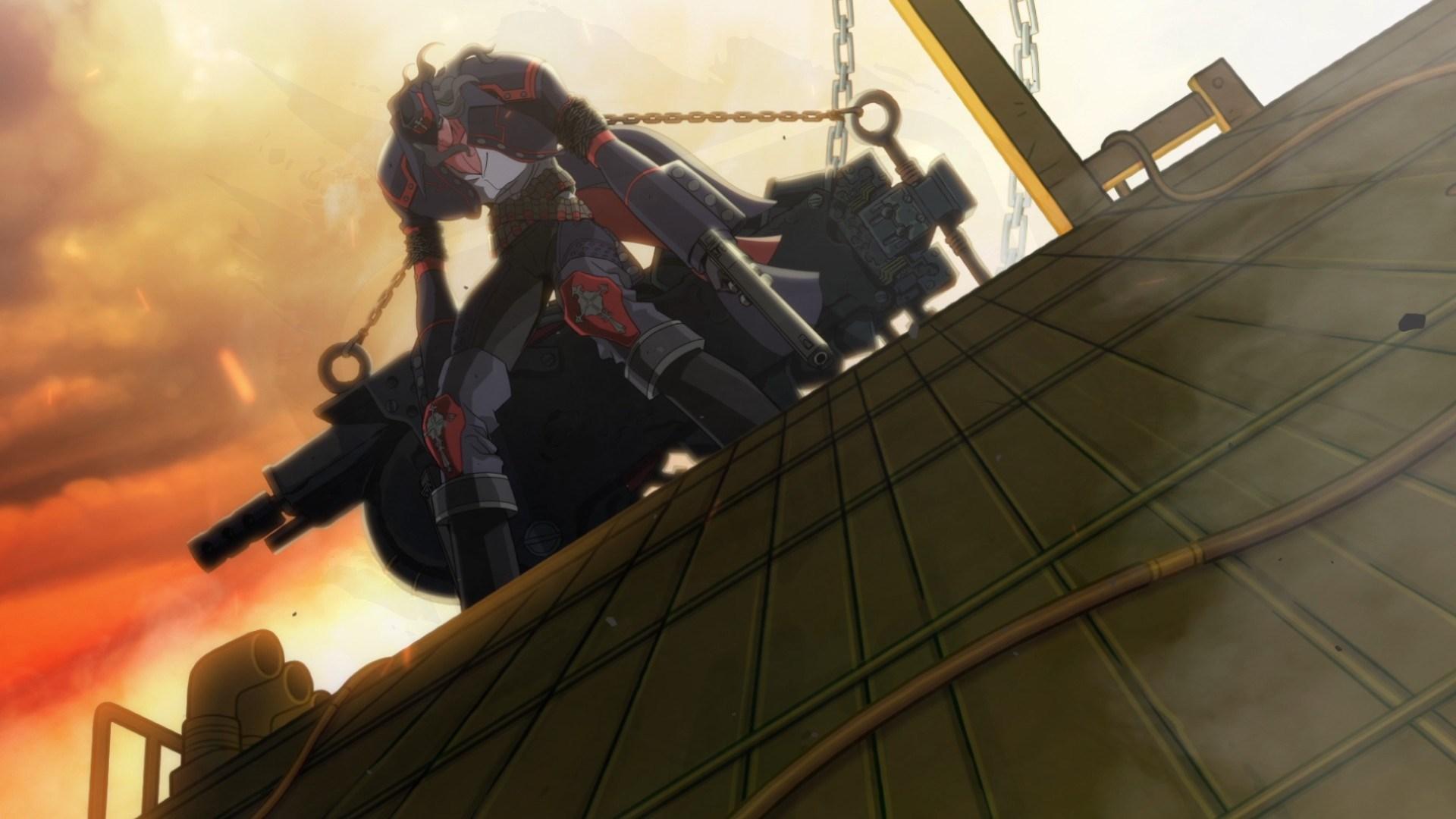 Captura de pantalla de GUNGRAVE VR