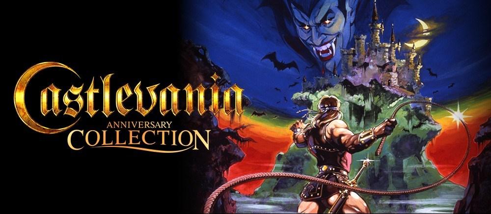 Lanzamiento: Castlevania Anniversary Collection
