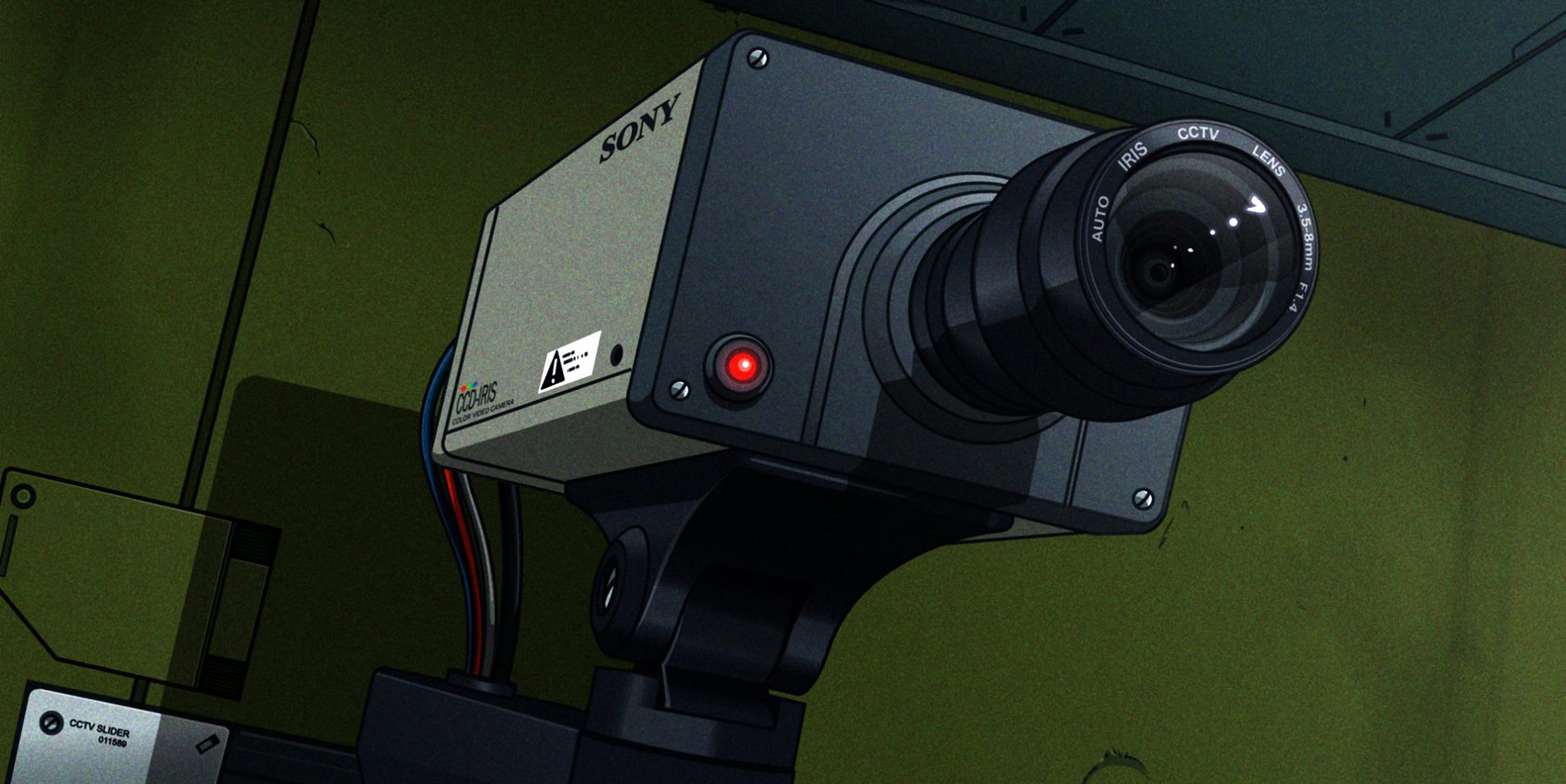 Cámara N-313 Metal Gear