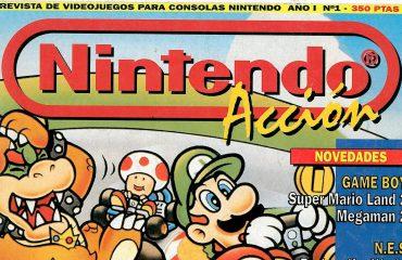 Lee gratis revistas de videojuegos antiguas