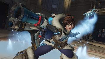 Mei pose overwatch