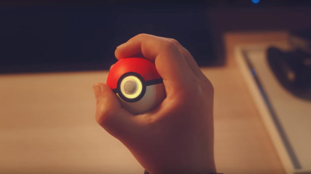 Pokémon Let's Go Plus